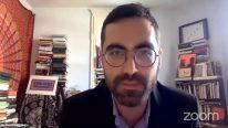 """Efe Murad: """"Pound'un çeviri ve şiirleri arasındaki çok dilli etkileşim, diller arası bir ağı da beraberinde getirir"""""""