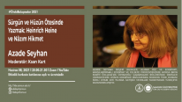 Sürgün ve Hüzün Ötesinde Yazmak: Heinrich Heine ve Nâzım Hikmet   Azade Seyhan